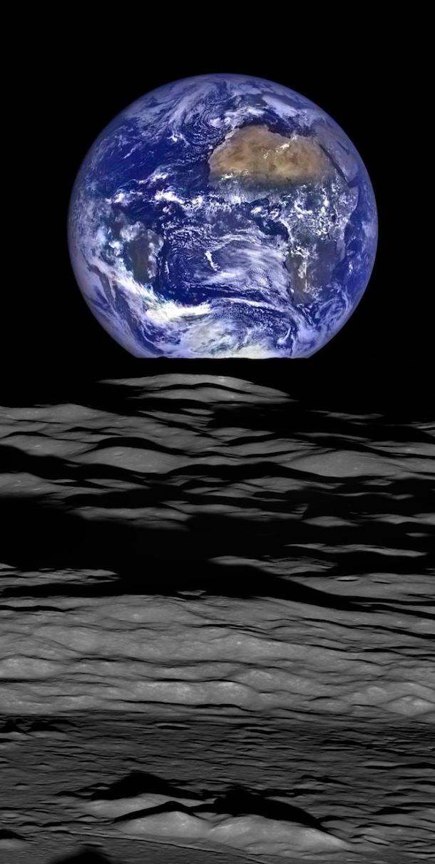 Erde-Mond